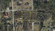 Lots and Land for Sale in Hemingway, South Carolina $16,500