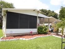 Homes for Sale in Country Wood, Plant City, Florida $9,900