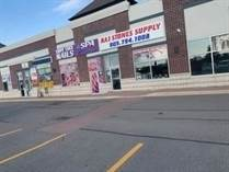 Commercial Real Estate for Sale in Brampton, Ontario $615,000