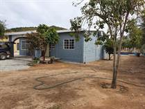 Homes for Sale in valle guadalupe, Baja California $185,000