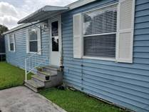 Homes for Sale in Three Lakes Mobile Home Park, Tampa, Florida $59,500