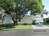 Homes for Sale in Southport Springs, Zephyrhills, Florida $99,000