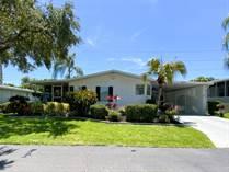 Homes for Sale in camelot east, Sarasota, Florida $72,500