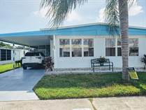 Homes Sold in Serendipity Mobile Home Park, Clearwater, Florida $39,900