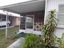 Homes for Sale in Embassy Mobile Home Park, Clearwater, Florida $9,900