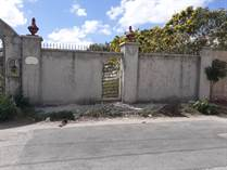 Lots and Land for Sale in Merida, Yucatan $660,000