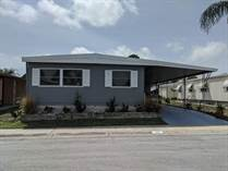 Homes Sold in Shady Lane Village Mobile Home Park, Clearwater, Florida $24,500
