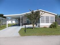 Homes for Sale in Whispering Pines MHP, Kissimmee, Florida $39,000