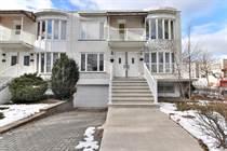 Homes for Sale in Hochelaga-Maisonneuve, Montréal, Quebec $499,900