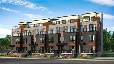 Townhomes on McLevin Avenue and Tapscott