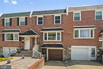 Homes for Sale in Philadelphia, Pennsylvania $239,999