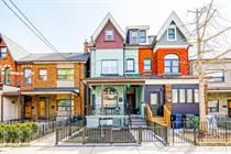 Homes for Sale in Kensington/Chinatown, Toronto, Ontario $2,198,000