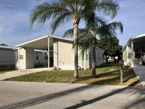 Homes for Sale in Spanish Lakes Fairways, Fort Pierce, Florida $15,500