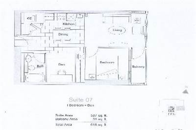 15 Fort York Blvd, Suite 977, Toronto, Ontario
