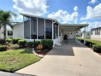 Homes for Sale in Crystal Lake, Zephyrhills, Florida $77,500
