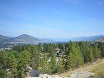 Lots and Land for Sale in Wiltse / Valley View, Penticton, British Columbia $325,000