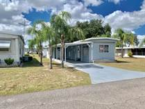 Homes for Sale in Sunnyside Mobile Home Park, Zephyrhills, Florida $13,000