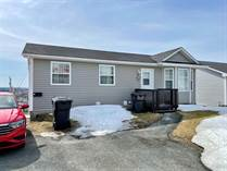 Homes for Sale in Mount Pearl, Newfoundland and Labrador $309,999