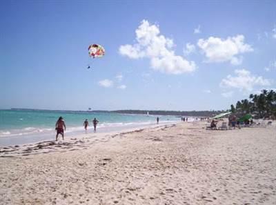 Vacation Rental- 2BR Luxury Ocean-Front Beach Condo, Suite A-2 Short Term, Bavaro, La Altagracia