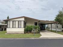 Homes Sold in Highland Village, Lakeland, Florida $19,950
