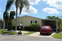 Homes Sold in North Fort Myers, Florida $85,400