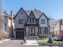 Homes for Sale in Dundas/Islington, Toronto, Ontario $1,780,000
