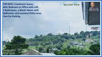 Homes for Rent/Lease in Nivel Hills, Cebu City, Cebu ₱35,000 monthly