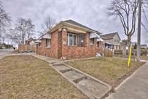 Homes for Sale in Dorchester Gardens, Niagara Falls, Ontario $529,000