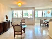 Condos Sold in Condado, San Juan, Puerto Rico $999,000