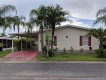 Homes for Sale in Highland Village, Lakeland, Florida $29,975