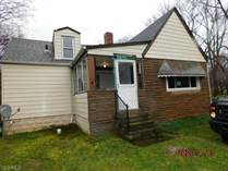 Homes for Sale in Willoughby Hills, Ohio $80,900