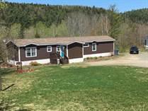Homes for Sale in Carrolls Crossing, Ludlow, New Brunswick $109,900
