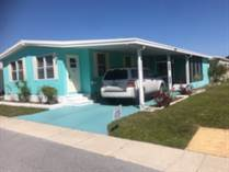 Homes for Sale in La Plaza, Clearwater, Florida $29,900
