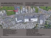 Commercial Real Estate for Sale in Canovanillas, Carolina, Puerto Rico $850,000