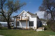 Homes for Sale in Rosthern, Saskatchewan $229,900
