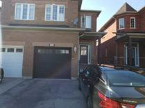 Homes for Rent/Lease in Mississauga, Ontario $4,000 monthly