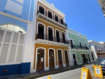 Multifamily Dwellings for Sale in Viejo San Juan, San Juan, Puerto Rico $1,700,000