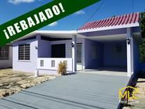 Homes for Sale in SAN ANTONIO, Quebradillas, Puerto Rico $95,000