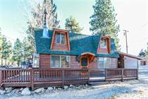 Homes Sold in Big Bear Lake West, Big Bear Lake, California $245,500