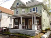 Homes for Sale in Pennsylvania, Carbondale, Pennsylvania $84,000