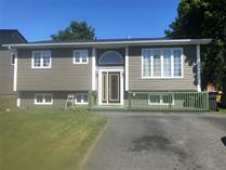 Homes for Sale in Mount Pearl, Newfoundland and Labrador $259,900