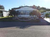Homes for Sale in Country Place MHP, New Port Richey, Florida $65,900