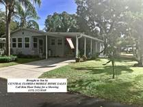 Homes for Sale in Magnolia Hill, Plant City, Florida $42,900