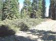 Lots and Land Sold in Plumas County, La Porte, California $14,500