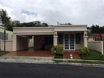 Homes for Sale in Bosque Verde, Caguas, Puerto Rico $138,000