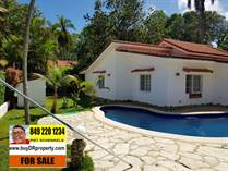 Homes for Sale in La Mulata, SOSUA, Puerto Plata $126,000