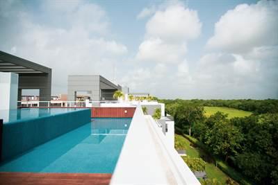 1Br. Condo w/ Private Pool, in Corasol, Playa del Carmen