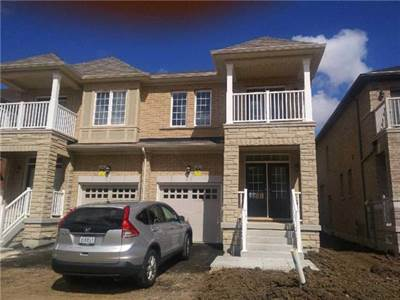 Brand New 4 Bedroom Home In Brampton! Close To Schools & Transit!