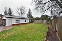 Homes for Sale in West Oakville, Oakville, Ontario $1,049,900