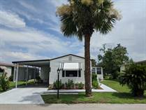 Homes for Sale in Anglers Green Mobile Home Park, Mulberry, Florida $18,500